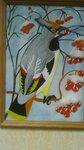 Радаева Кристина (рук. Лукьянова Нина Владимировна) — Птицы зимой