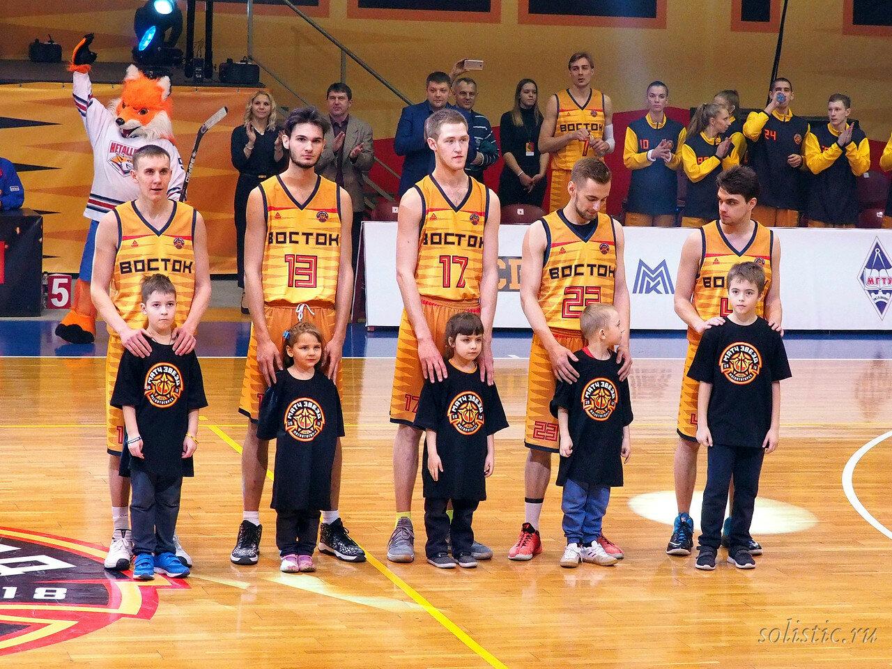 48 Матч звезд АСБ 2018 (ассоциации студенческого баскетбола)