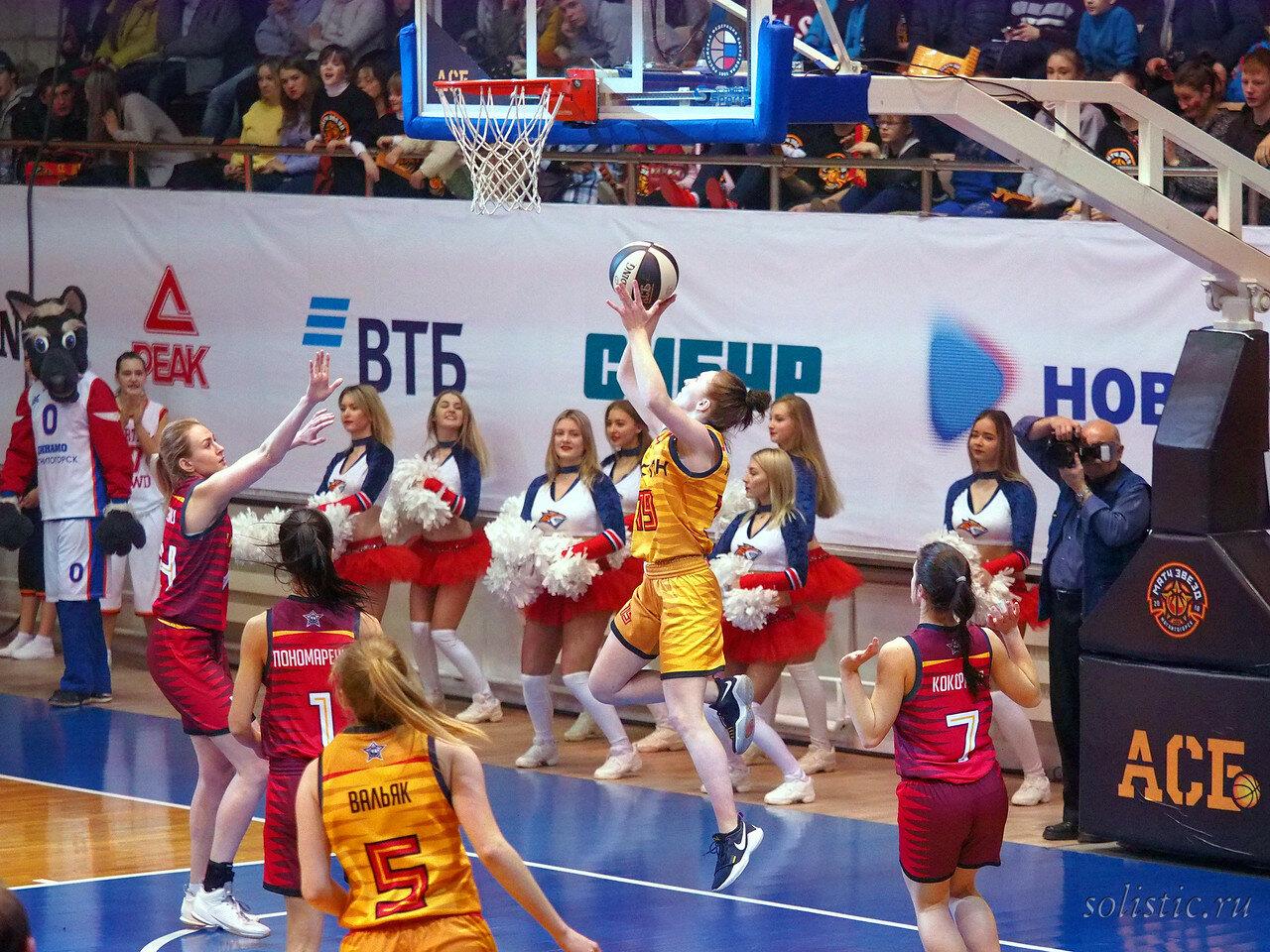 102 Матч звезд АСБ 2018 (ассоциации студенческого баскетбола)