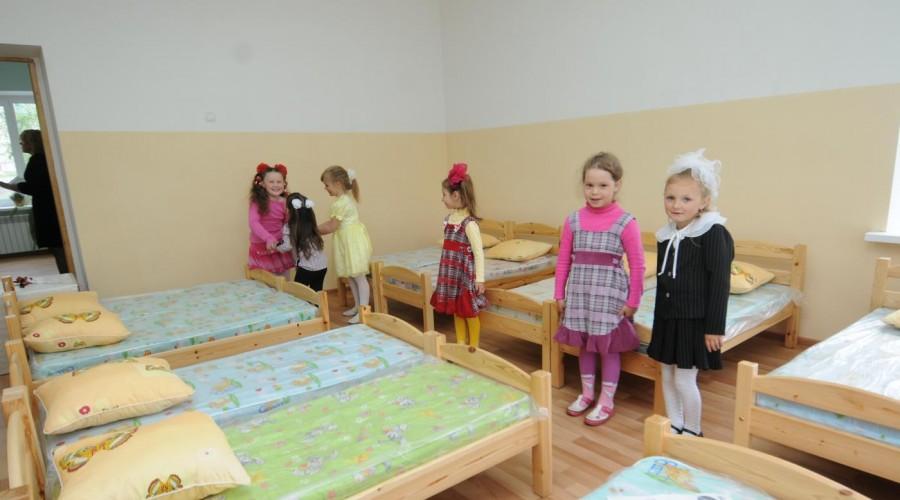 В текущем году в Калужской области создадут 600 мест в дошкольных образовательных учреждениях