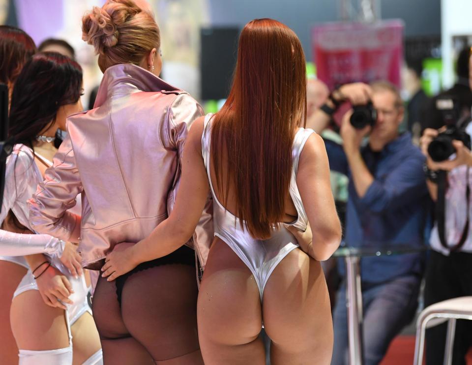 Международная эротическая ярмарка в Берлине