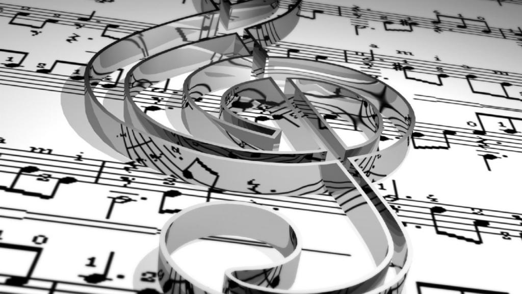 1 октября - Международный день музыки!