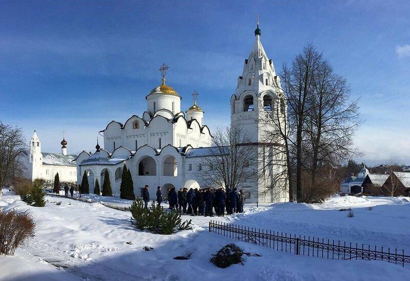 Покровский монастырь (1364), Суздаль