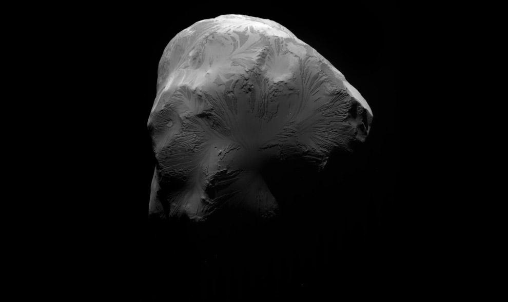 18. Давление у поверхности Титана примерно в 1,5 раза превышает давление земной атмосферы. Темп