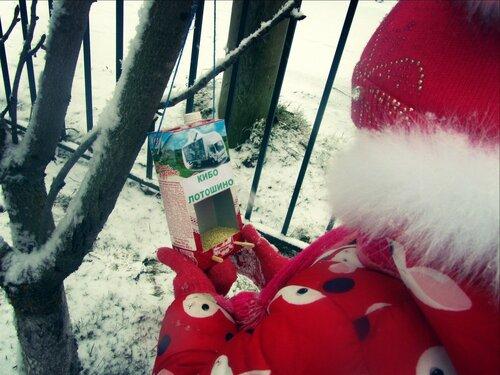 Рождества волшебные мгновенья