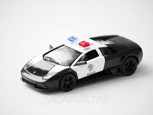 Kinsmart Lamborghini Murcielago LP640-4 Police