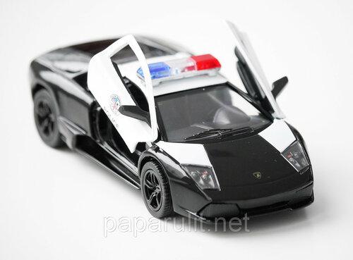 Kinsmart Police