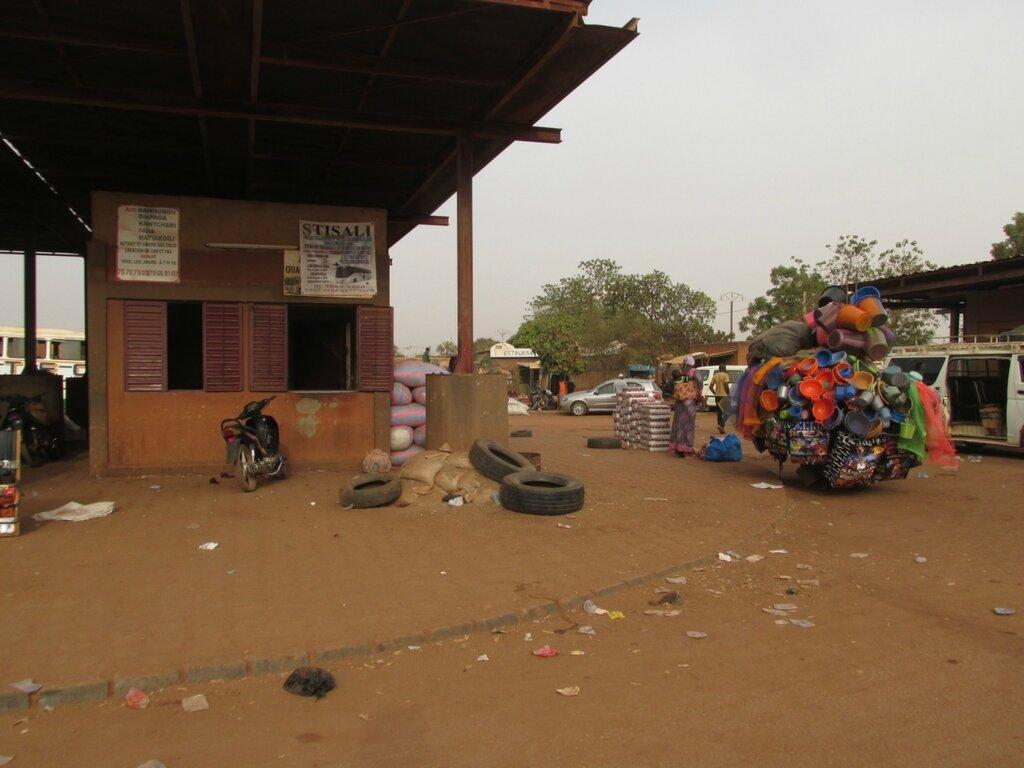 Африканский общественный транспорт. Как им пользоваться на практике
