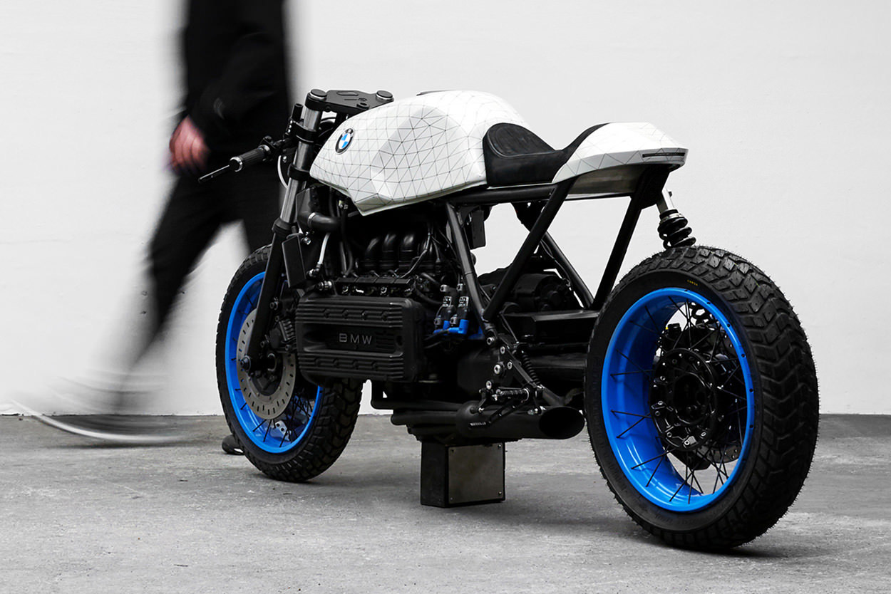 Stunning Custom BMW K101 Gatermann (4 pics)