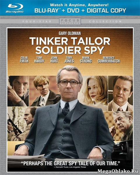 Шпион, выйди вон! / Tinker Tailor Soldier Spy (2011/BDRip/HDRip)