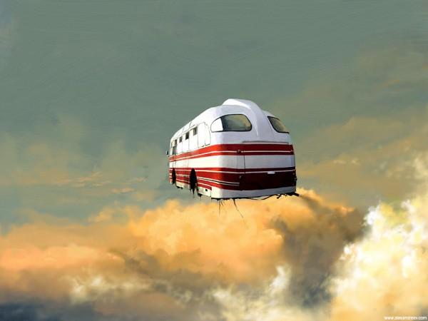 A Separate Reality - Digital Artworks - Alex Andreyev