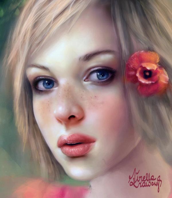 Artist - Mirella Krawczyk