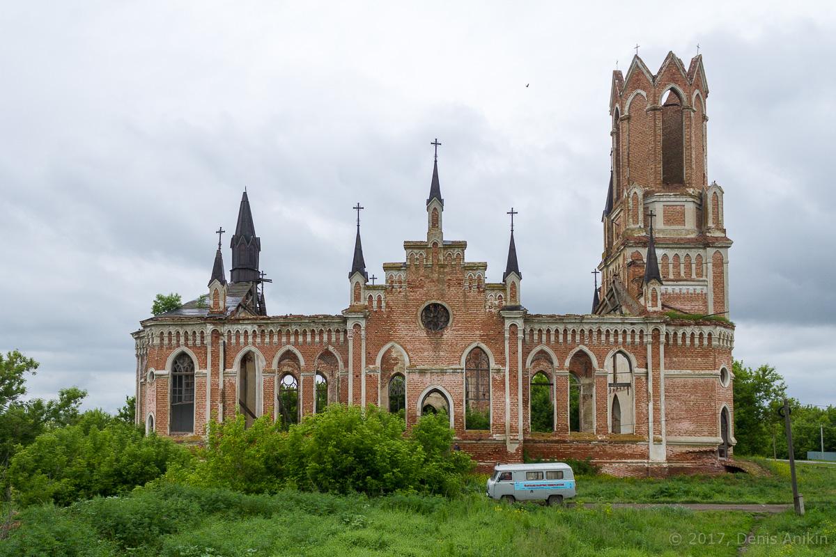 Церковь в Каменке фото 1