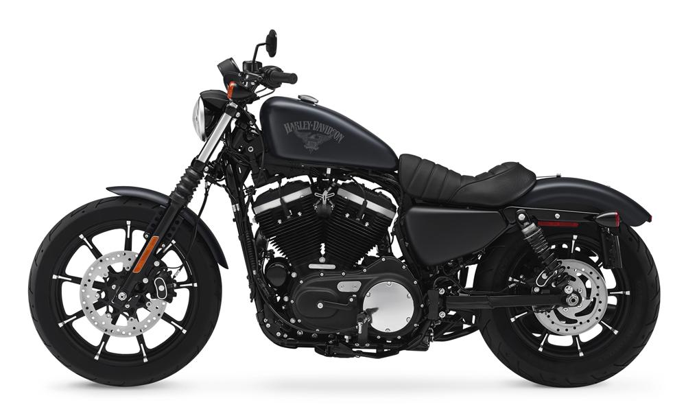 Новые модели Harley-Davidson Forty-Eight Special и Harley-Davidson Iron 1200 засветились в списках EPA