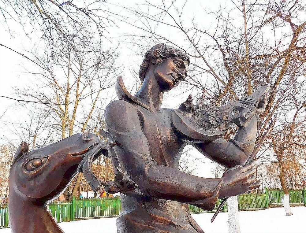 Скрипка Шагала