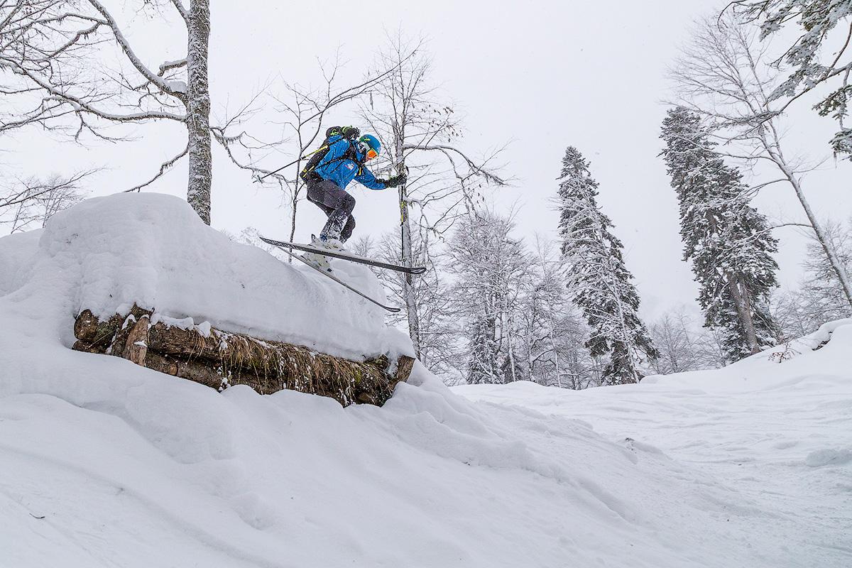 Стоит ли доставить камеру в снегопад?