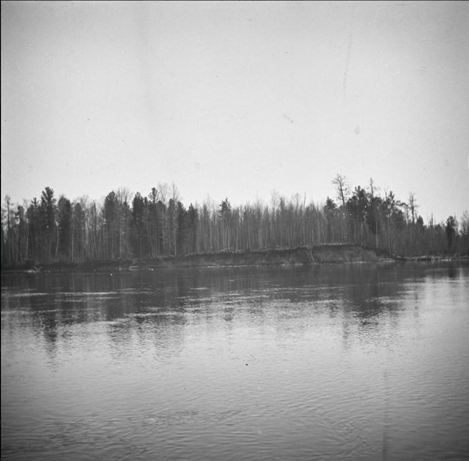 Разлив реки Тым