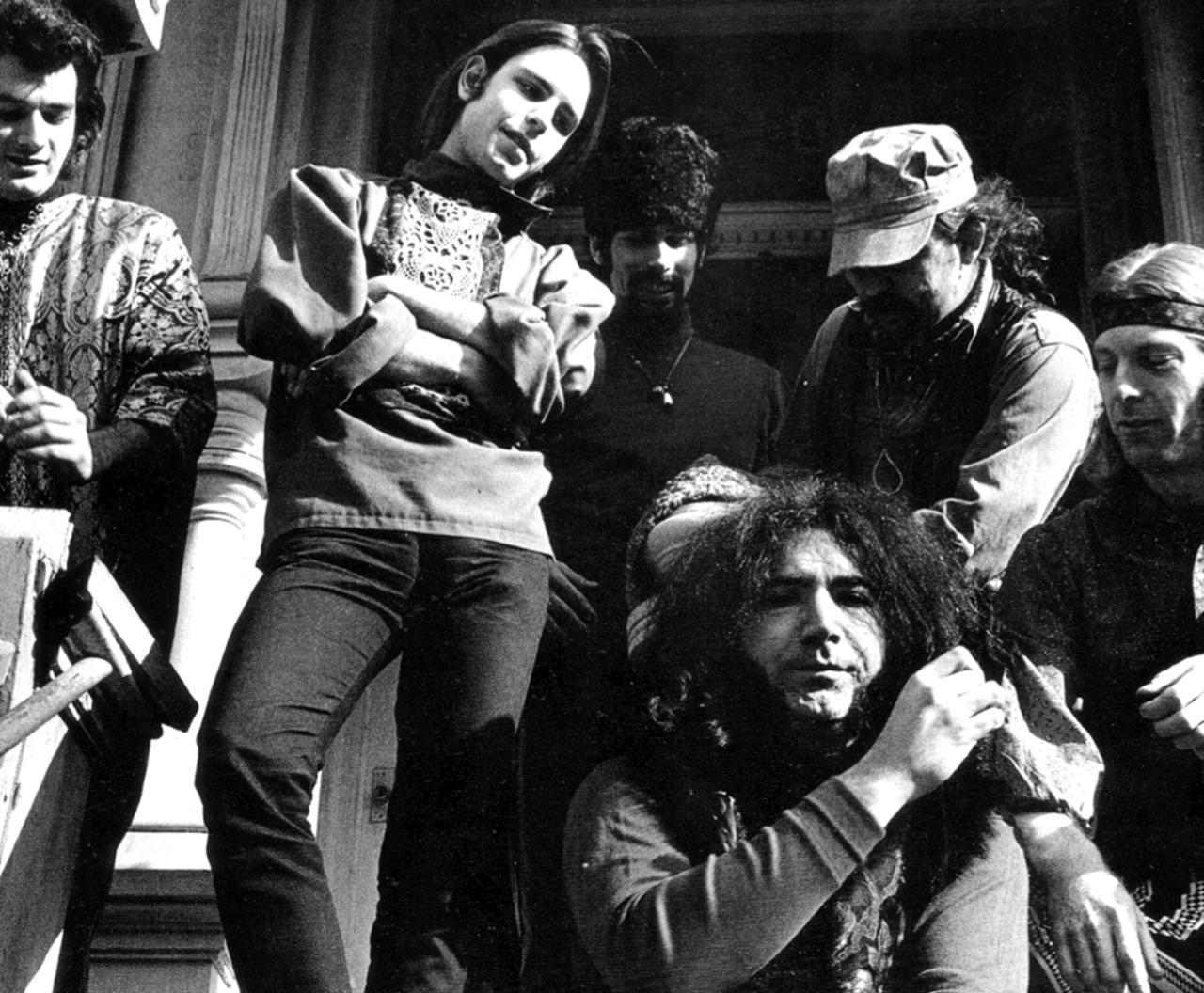 1967. «The Grateful Dead»