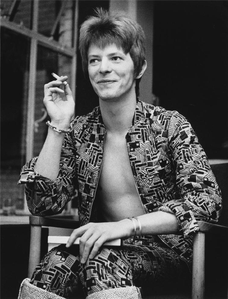 1972. Дэвид Боуи