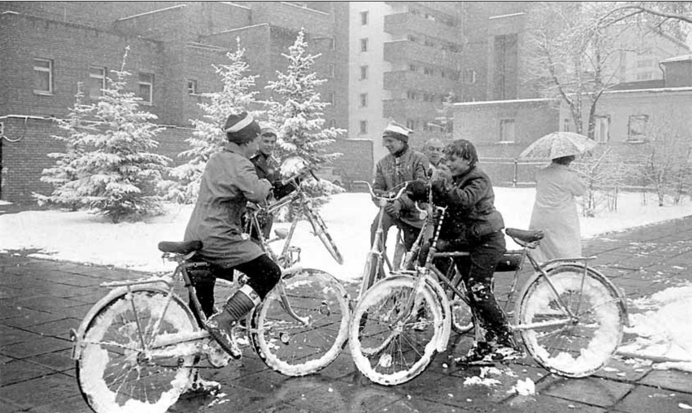 1986. Сюрприз погоды