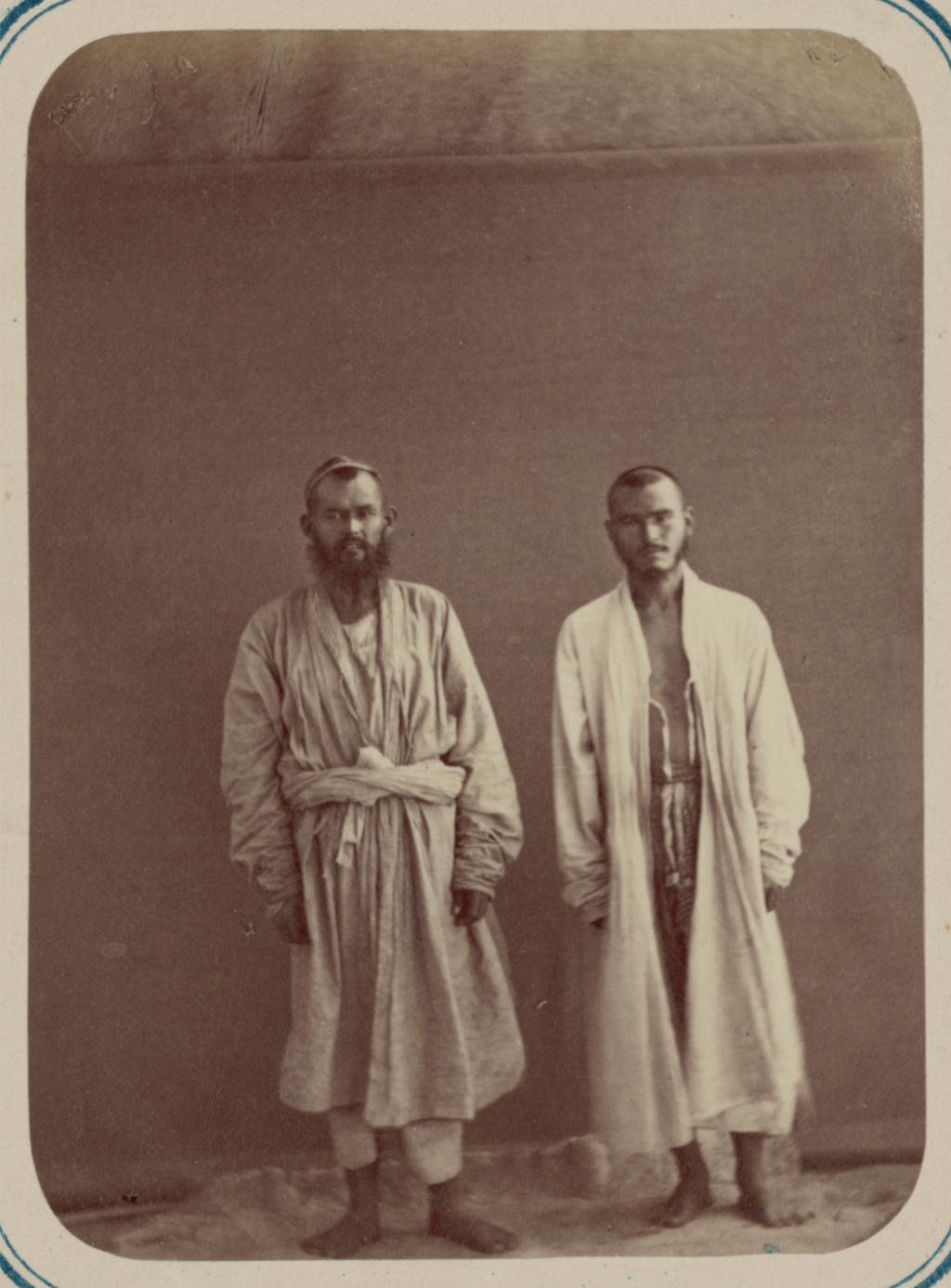 Мужская одежда. Яктах, традиционный легкий халат из хлопка
