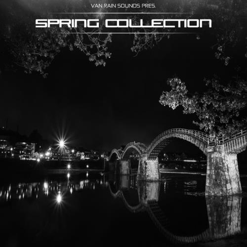 VA - Van Rain Sounds - Spring Collection (2018)