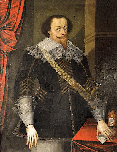 Georg Ludwig Graf zu Schwarzenberg (1586-1646)