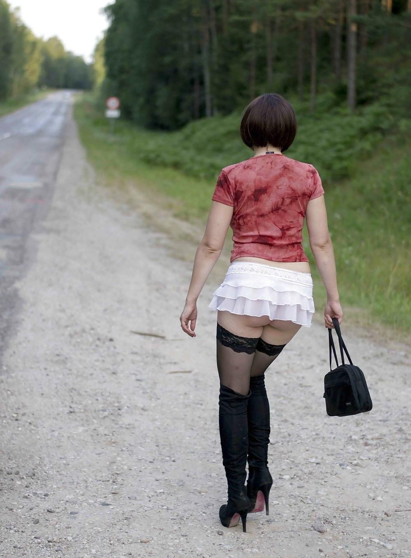 Фото русских девушек легкого поведения