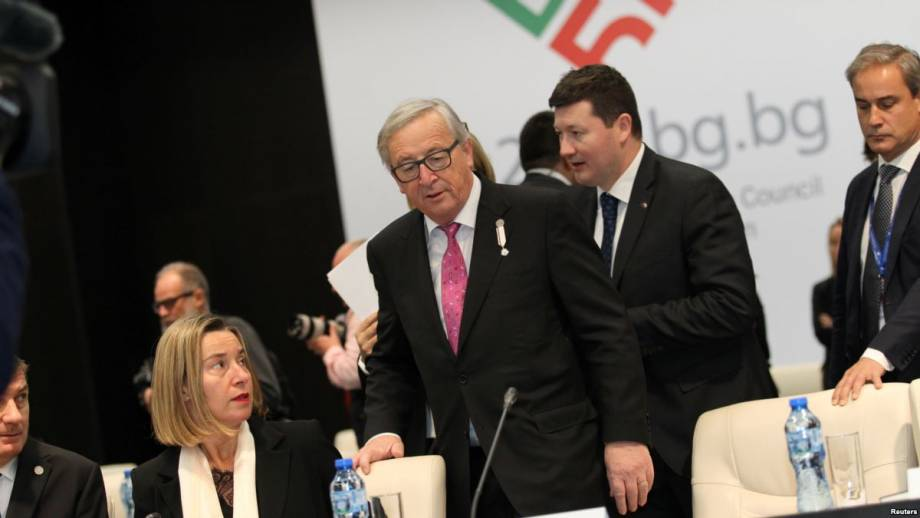Глава Еврокомиссии призвал ЕС дать странам Западных Балкан путь к членству