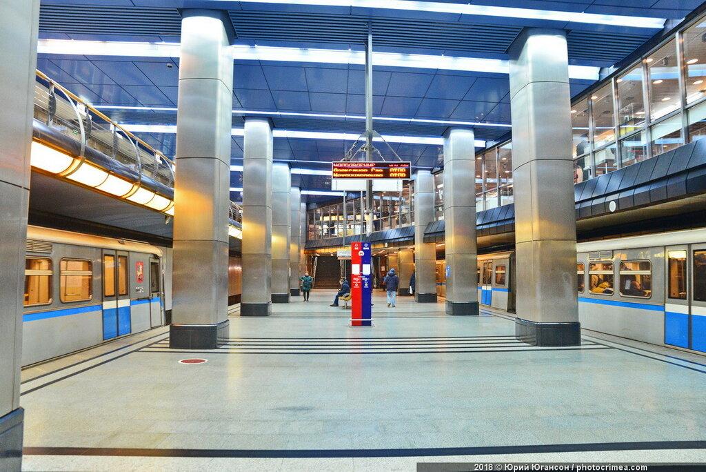 Новые станции московского метро