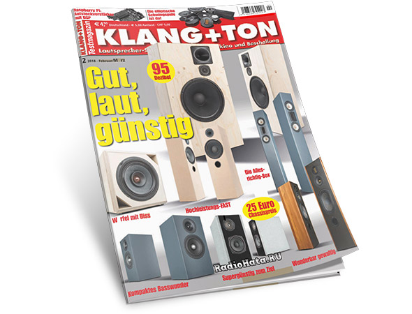 Klang+Ton №2 (February - March 2018)
