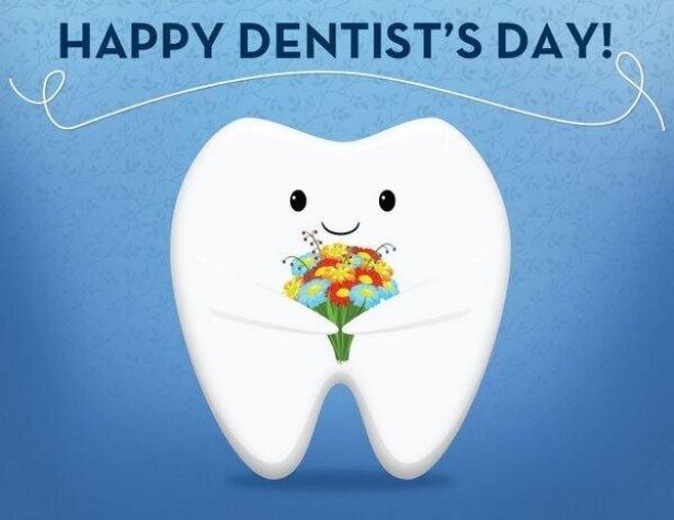 День зубного врача. С праздником