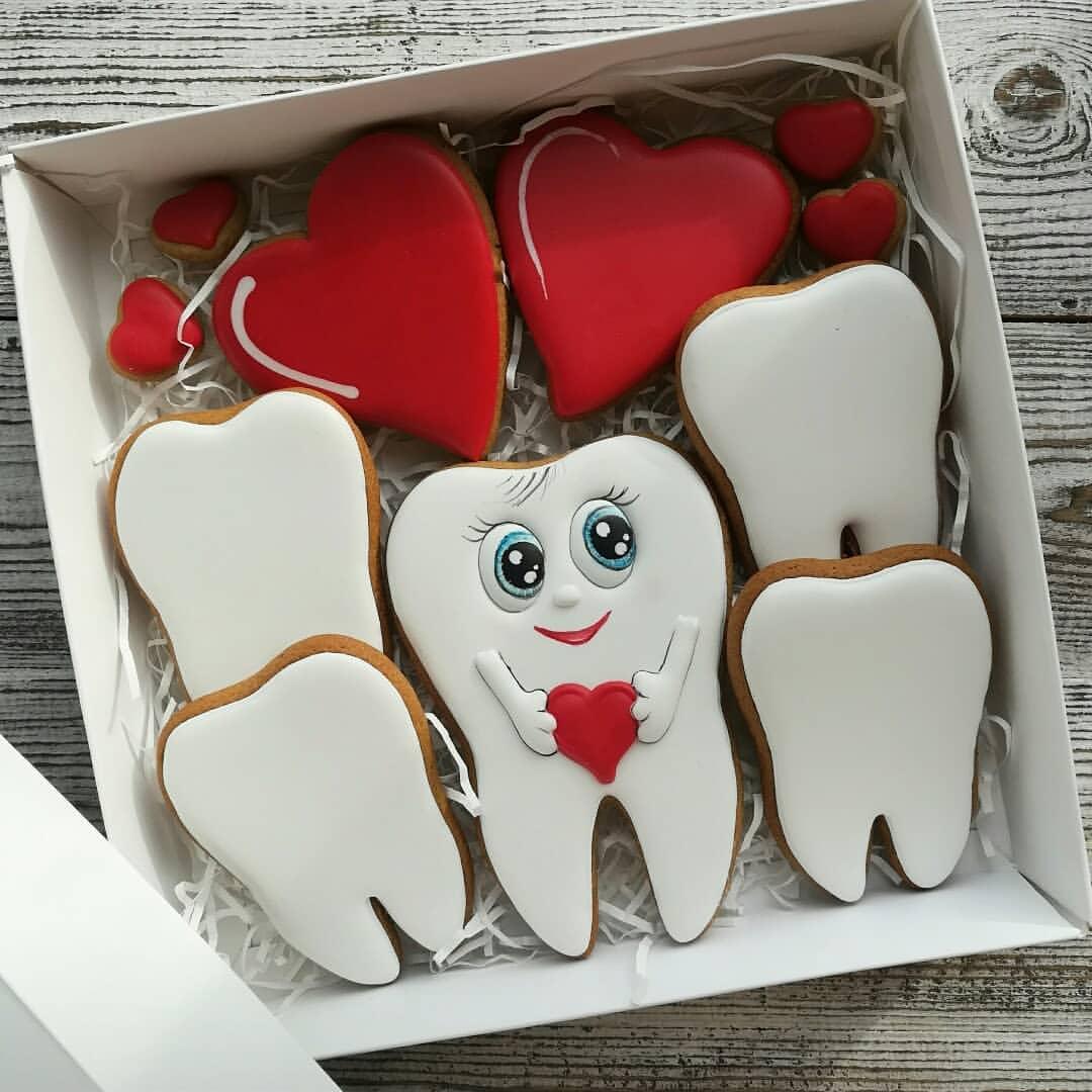 Открытки С Днем стоматолога. Ура!
