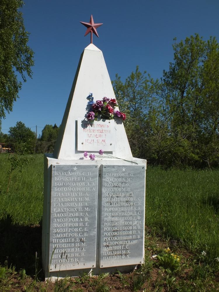 Памятник с крестом Каргат Мемориальный одиночный комплекс из двух видов гранитов Крестцы