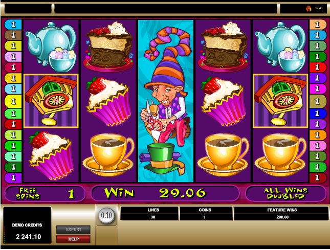 mad hatters slot wild symbol.png