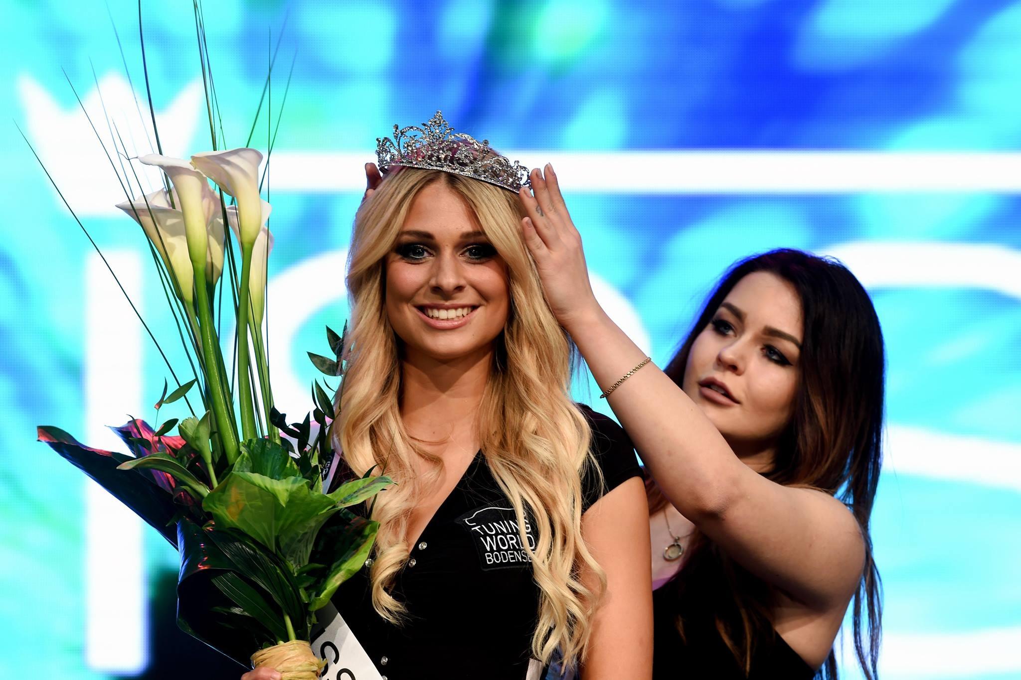 Немцы выбрали «Мисс Тюнинг — 2018»