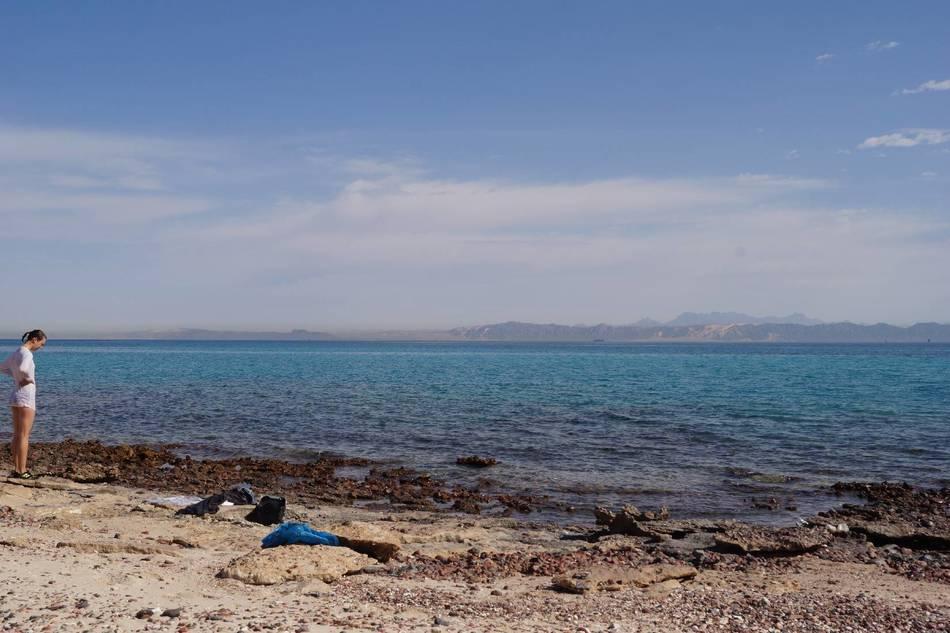 О самом теплом море в мире (7 фото)