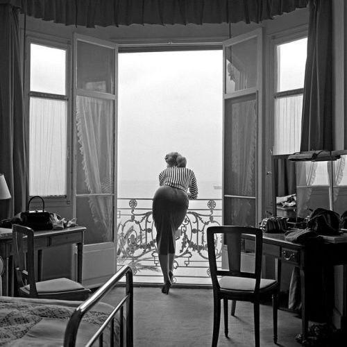 На дне рожденья Уинстона Черчилля, 30 ноября 1943 года.