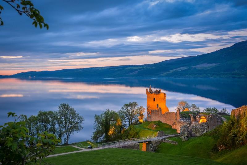 Англия Великобритания достопримечательности Северная Ирландия Уэльс Фотография Шотландия