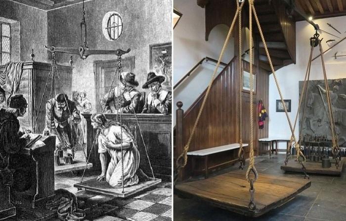 Как в Голландии выявляли ведьм