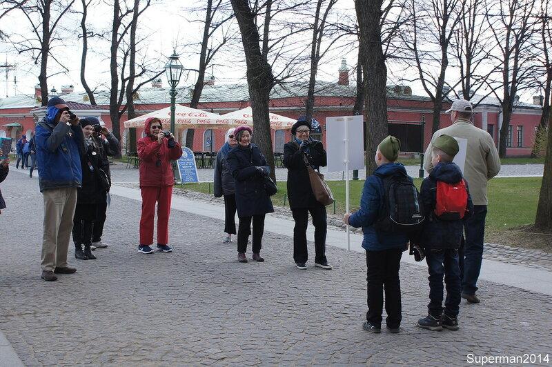 Санкт-Петербург (Часть-3). Петропавловская крепость и Парад Победы. -