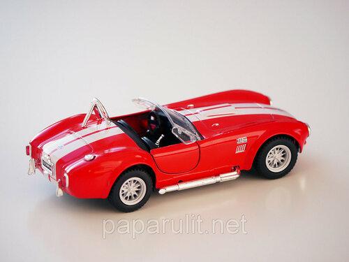 Kinsmart Shelby Cobra