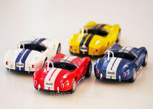 Kinsmart Shelby Cobra 1965