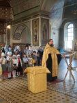 В воскресной школе «Преображение» при Покровском епархиальном образовательном центре начался учебный го