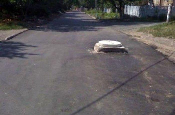 Fail'ы от строителей
