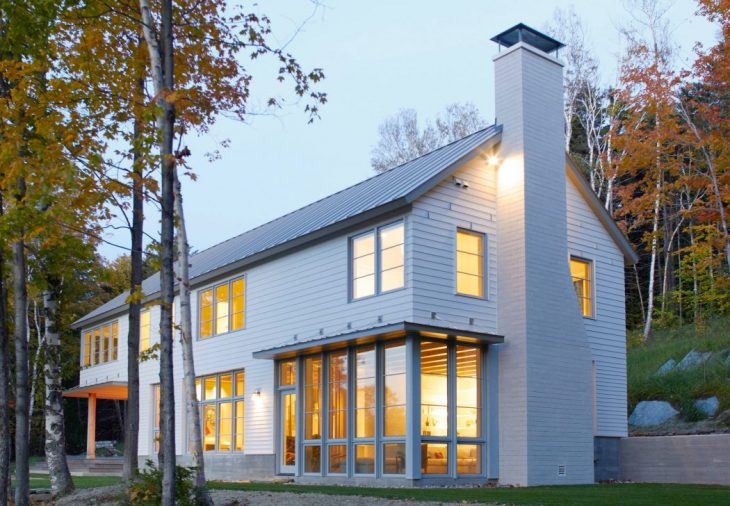 Fuller Hill Residence by Touloukian Touloukian