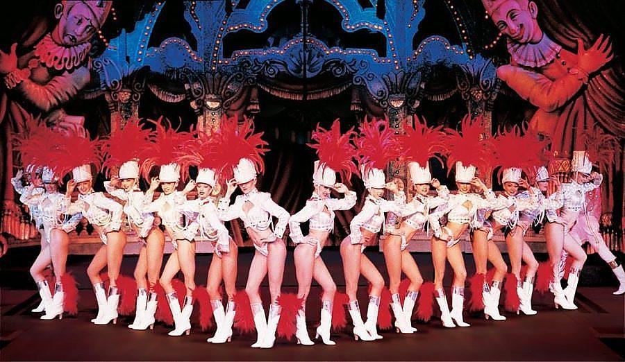 Эротическое шоу в франции ночной клуб корейский москва
