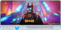 Лего Фильм: Бэтмен / The LEGO Batman Movie (2017/BDRip/HDRip/3D)