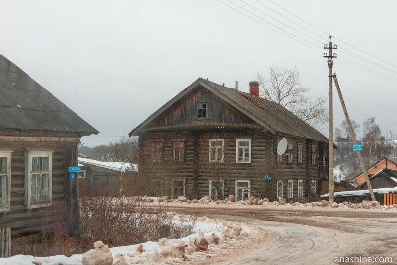 Андомский Погост, Вологодская область