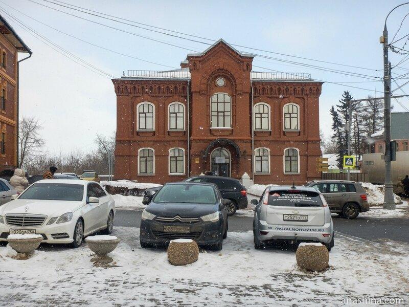 Бывшая женская гимназия, Клин
